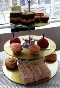 Afternoon Tea at W