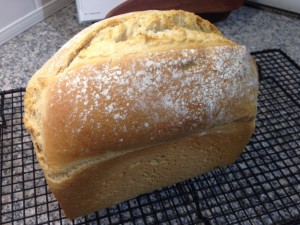 White Farmhouse Loaf