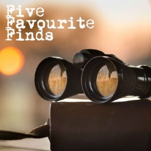 FiveFavouriteFinds